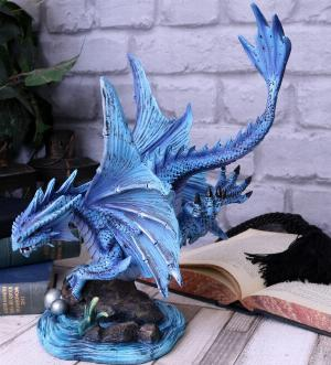 Photo of Adult Water Dragon Figurine (Anne Stokes)