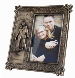 Photo of Anniversary Frame Bronze