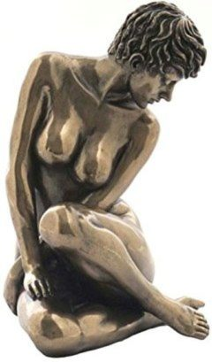 Photo of Celia Nude Female Bronze Figurine