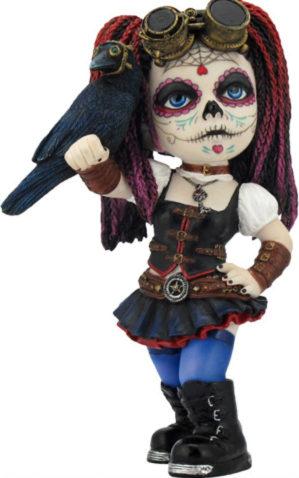 Photo of Clockwork Candy Cosplay Girl Figurine