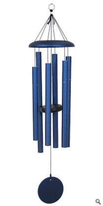 Photo of Corinthian Chime Midnight Blue 36 inches