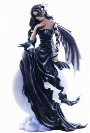 Photo of Dark Skies by Nene Thomas Gothic Fairy Figurine