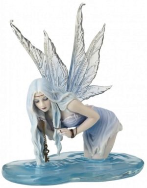 Photo of Fishing for Riddles Fairy Figurine (Selina Fenech) 16cm