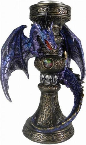 Photo of Flame of the Dragon Tealight Holder