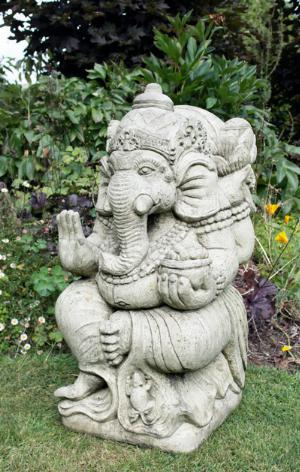 Photo of Ganesh Stone Statue