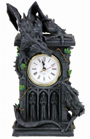 Photo of Gothic Dragons Clock