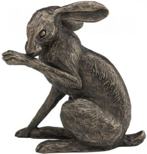 Photo of Heather Hare Bronze Sculpture (Harriet Glen)
