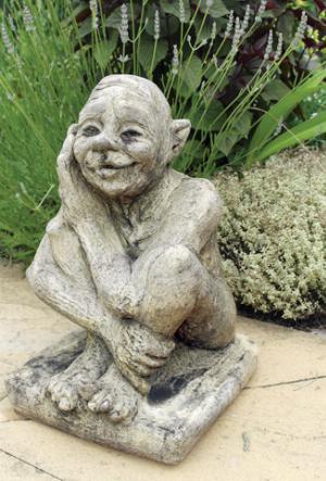Photo of Hobgoblin Stone Sculpture