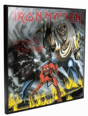 Photo of Iron Maiden Number of the Beast Picture