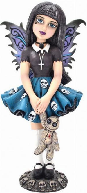 Photo of Noire Gothic Fairy Figurine 14cm (Little Shadows)