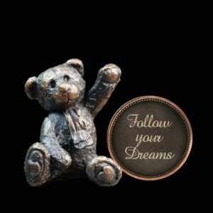 Photo of Penny Bear Follow Your Dreams Michael Simpson