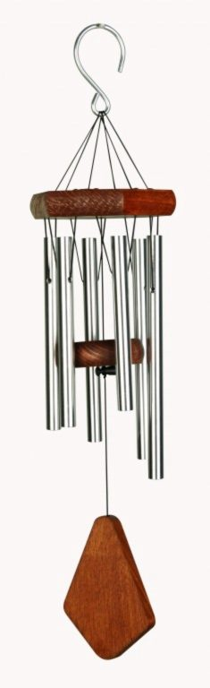 Photo of Premiere Grande Tunes Silver (18 inches) Wind Chime