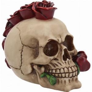 Photo of Rosehawk Skull Ornament