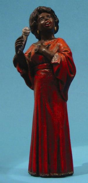 Photo of Singer All That Jazz Figurine
