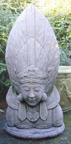 Photo of Sun God Stone Statue