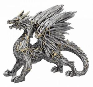 Photo of Sword Dragon Figurine Medium