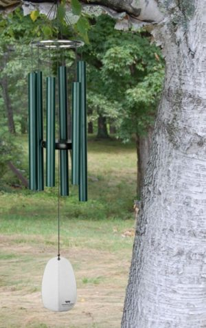 Photo of Woodstock Bells of Paradise - Rainforest Green