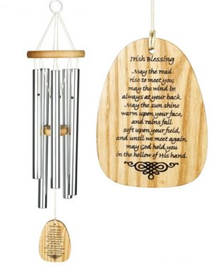Photo of Woodstock Reflections Chime Irish Blessing