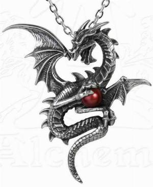 Photo of Aethera Draconem Dragon Pendant