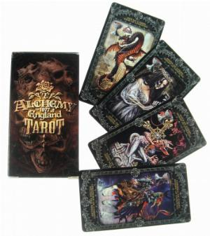 Photo of Alchemy Tarot Cards