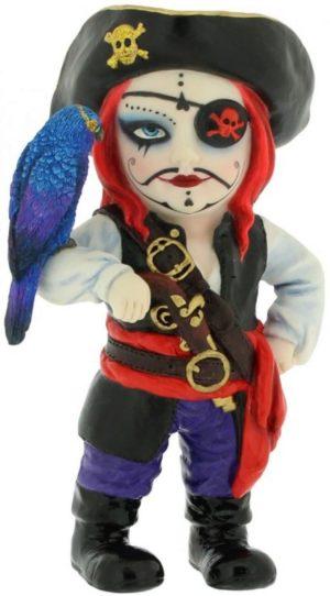 Photo of Captain Jack Cosplay Girl Figurine