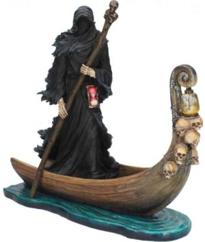 Photo of Charon Ferryman of the Underworld Figurine