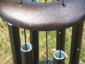 Photo of Corinthian Bells 50 Inch Copper Vein Chime
