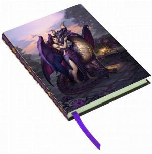 Photo of Dragon Sanctuary Embossed Journal James Ryman