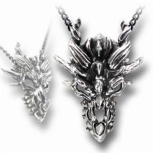 Photo of Dragon Skull Pendant