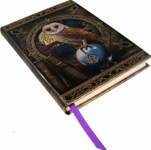 Photo of Embossed Spell Keeper Journal