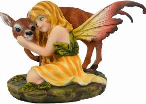 Photo of Faithfull Friends Fairy Figurine 15cm