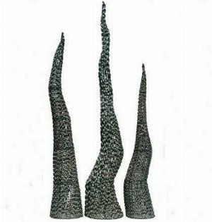 Photo of Garden Spire Sculpture (Large) 180 cm