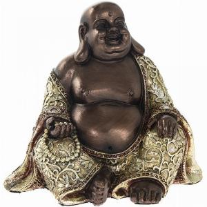 Photo of Happy Buddha Figurine Leonardo Collection