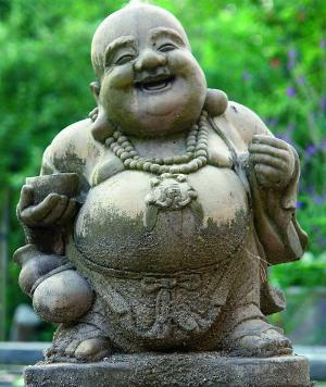 Photo of Happy Taverner Stone Sculpture