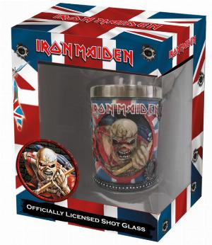 Photo of Iron Maiden Eddie Shot Glass Officially Licensed Merchandise