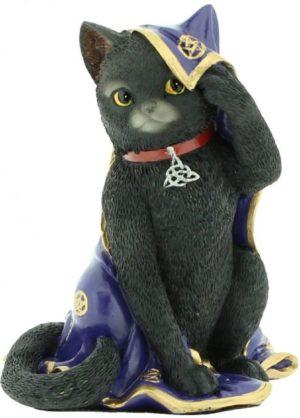 Photo of Jinx Black Cat Figurine 11cm