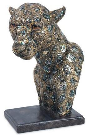 Photo of Leopard Bust Large