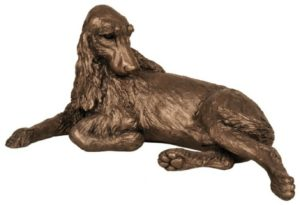 Photo of Monty Springer Spaniel Dog Sculpture
