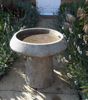 Photo of Pure Stone Birdbath