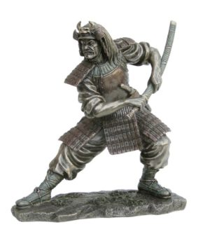 Photo of Samurai Warrior Figurine