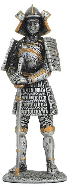 Photo of Samurai Warrior Pewter Figurine