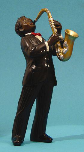 Photo of Sax Player All That Jazz Figurine