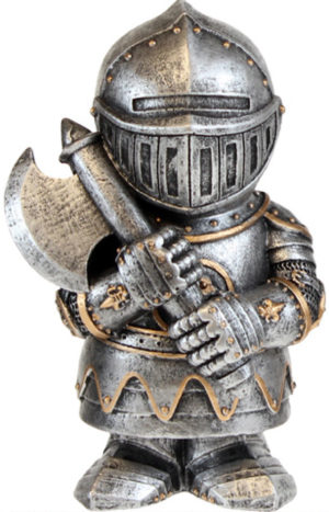 Photo of Sir Chopalot Figurine