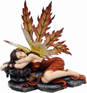 Photo of Sophia Autumn Fairy Figurine