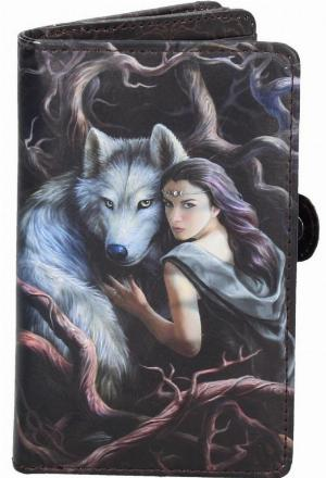 Photo of Soul Bond Wolf Purse (Anne Stokes)