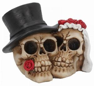 Photo of Together Forever Skeleton Ornament