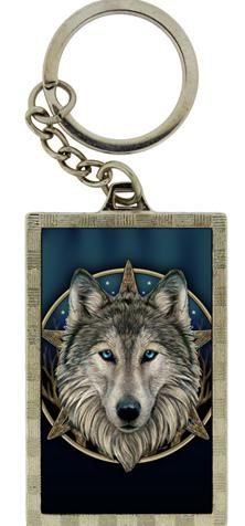 Photo of Wolf 3d Keyring (Lisa Parker)
