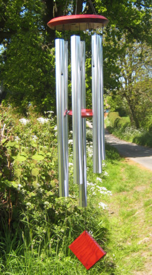 Photo of Woodstock Chimes of Earth (Silver)