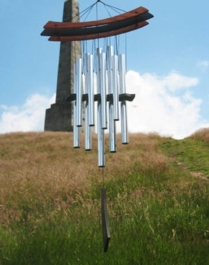 Photo of Woodstock Healing Wind Chime
