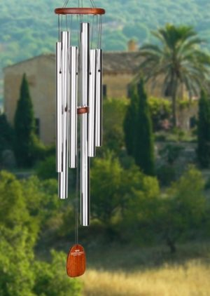 Photo of Woodstock Spanish Adagio Chime Silver